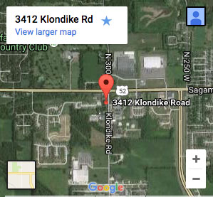 Klondike Dental Care aerial map